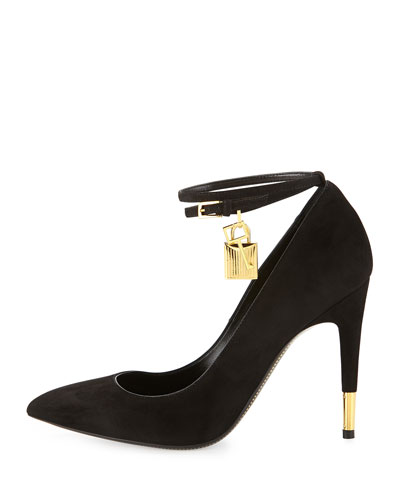 Tom Ford lock shoe